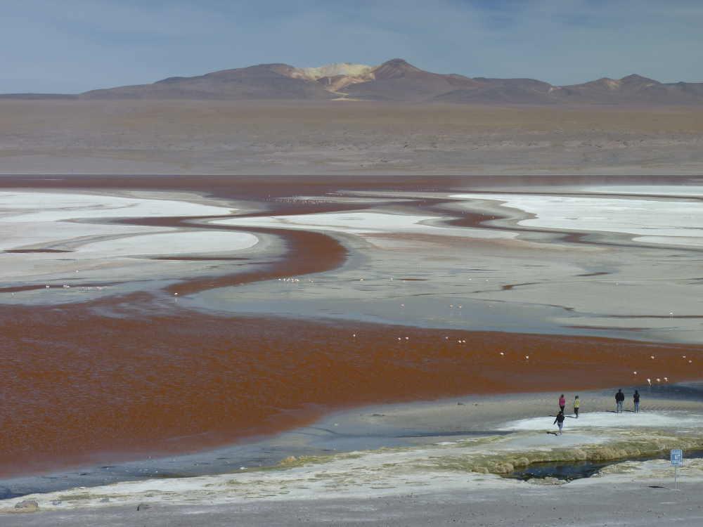 Lago colorado