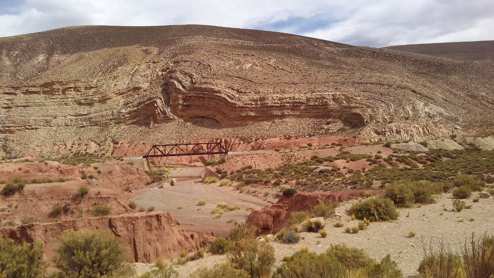 Leaving Humahuaca