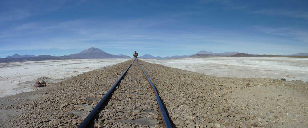Unused train line