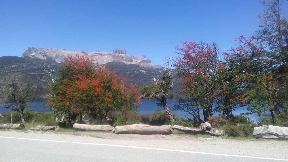Lago Faulkner, Argentina
