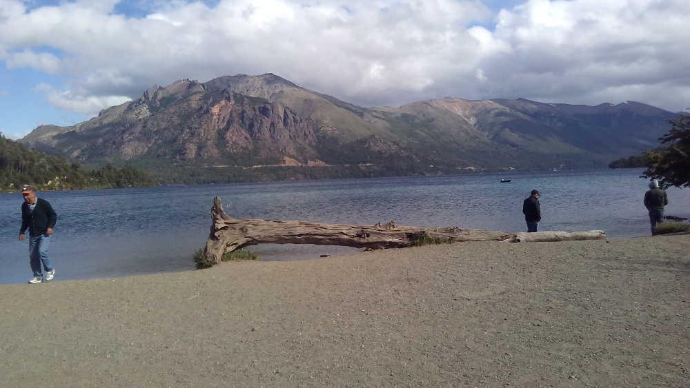 Lago Guttierez, Argentina