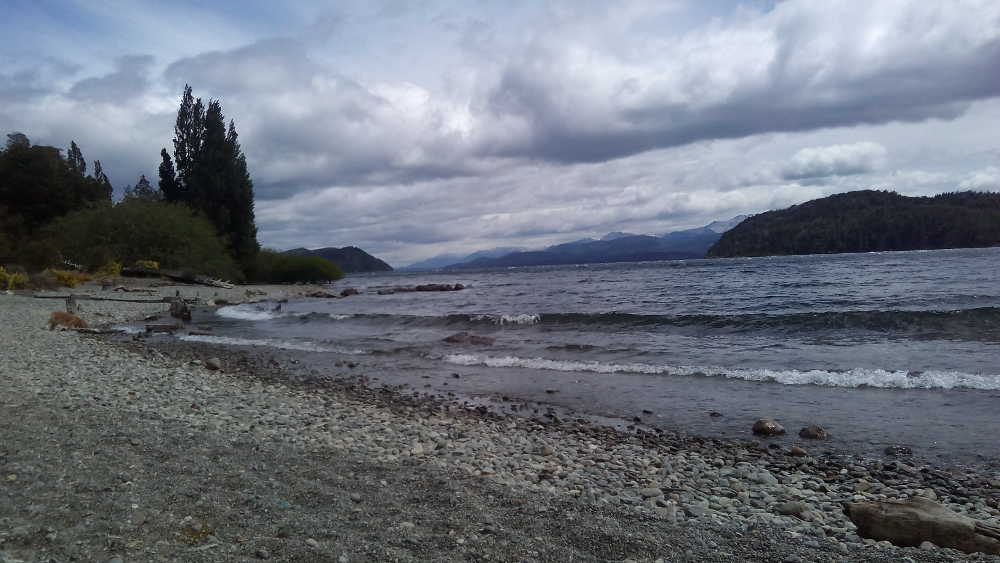 Lago Nahuelhuapi, near Bariloche, Argentina