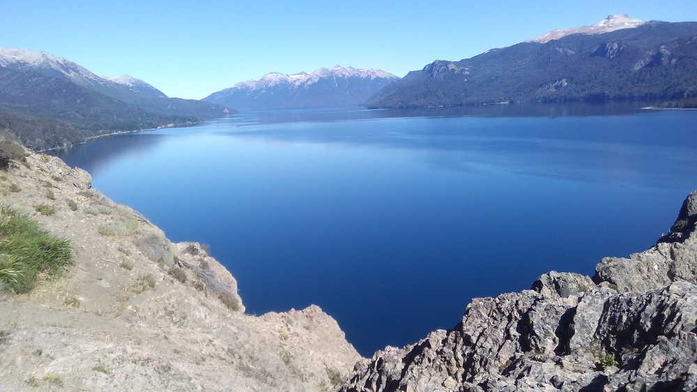 Lago Trufal, Argentina