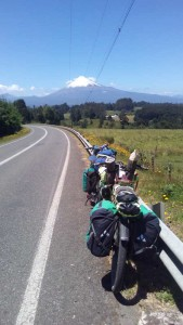 South to Lago Llanquihue