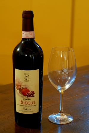 Rosso Conero - an excellent red Marchigiani wine